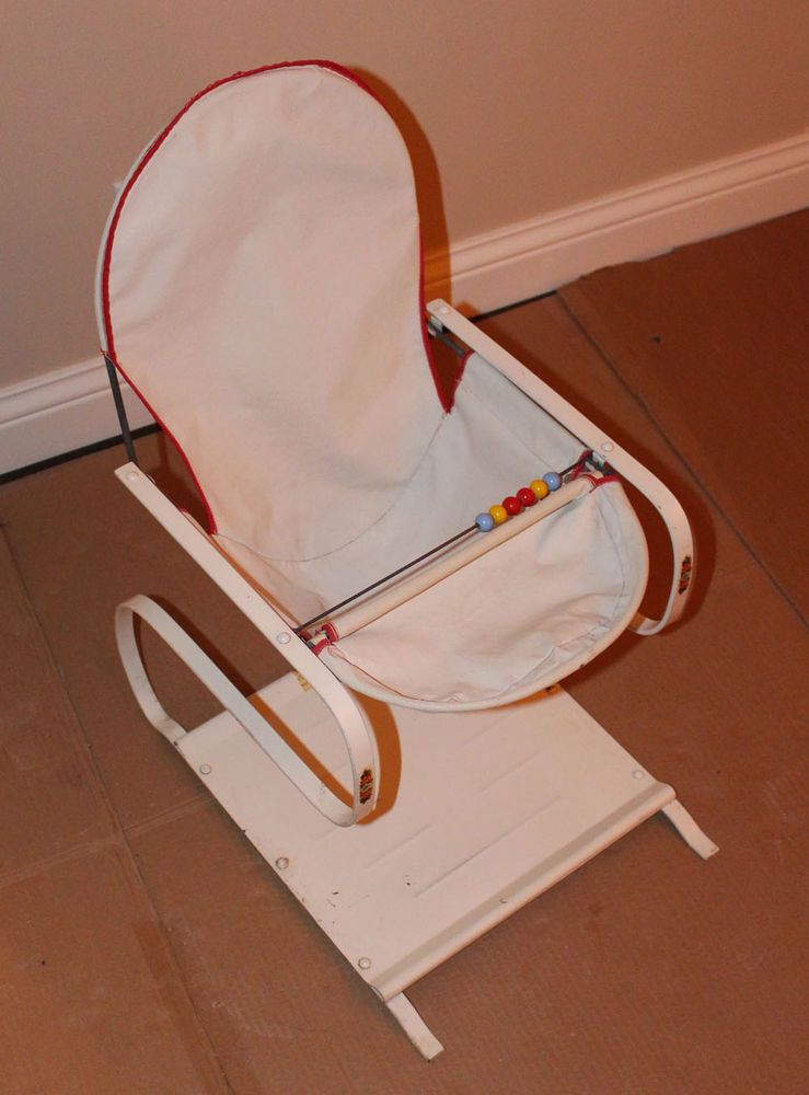 Vintage Toddler Teeter Baby Bouncer Seat I Had One
