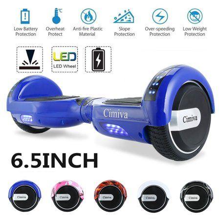 UL Certified Bluetoooth Speaker 6.5 Inch Hoverboard Self