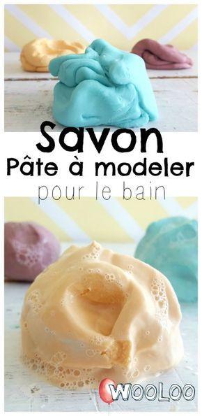 Photo of Un savon pâte à modeler pour le bain – Wooloo