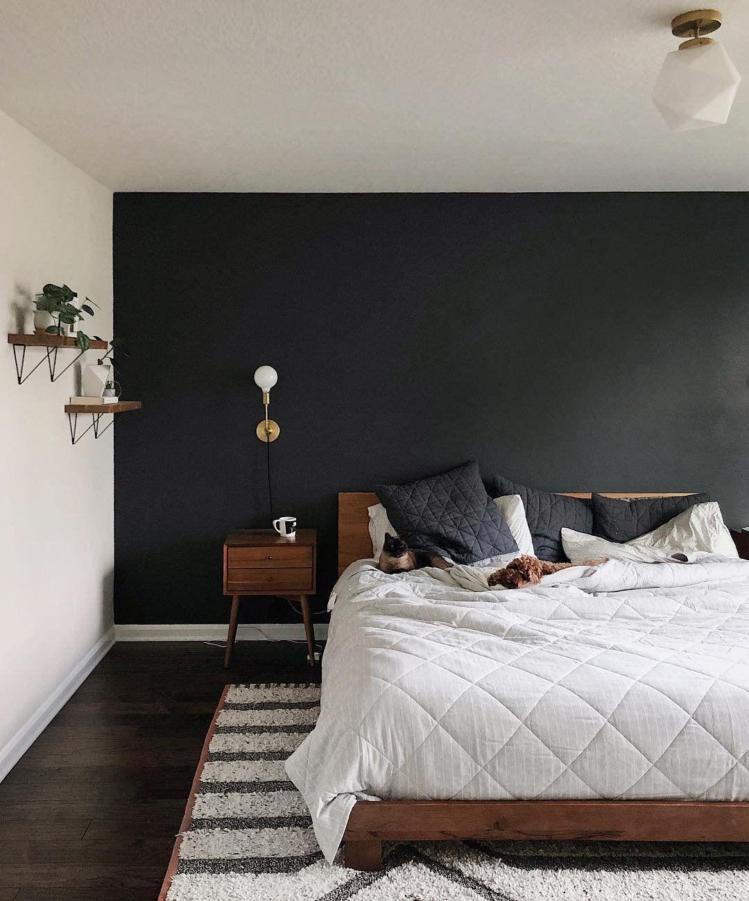 Best Mornings Via Findfarah Schoolhouseliving Black Walls