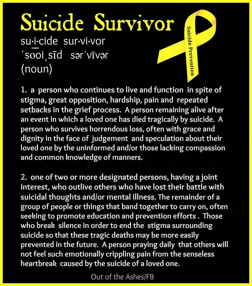 I Survived Cancer Suicide Trials And I Have Learned I