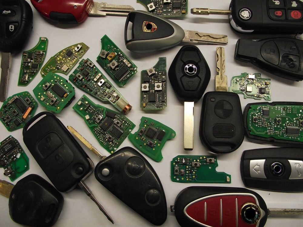 car key repair service
