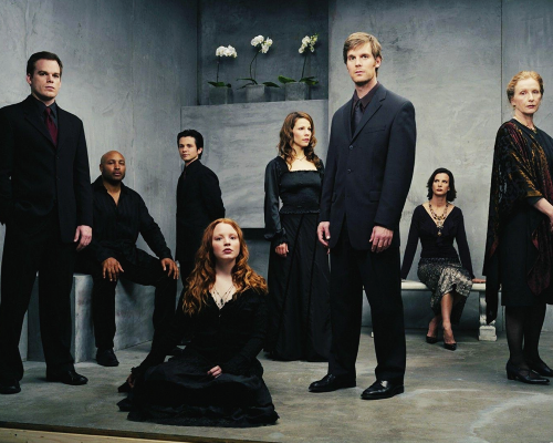 Six Feet Under Very Cool Show Watching The Final Season Right Now
