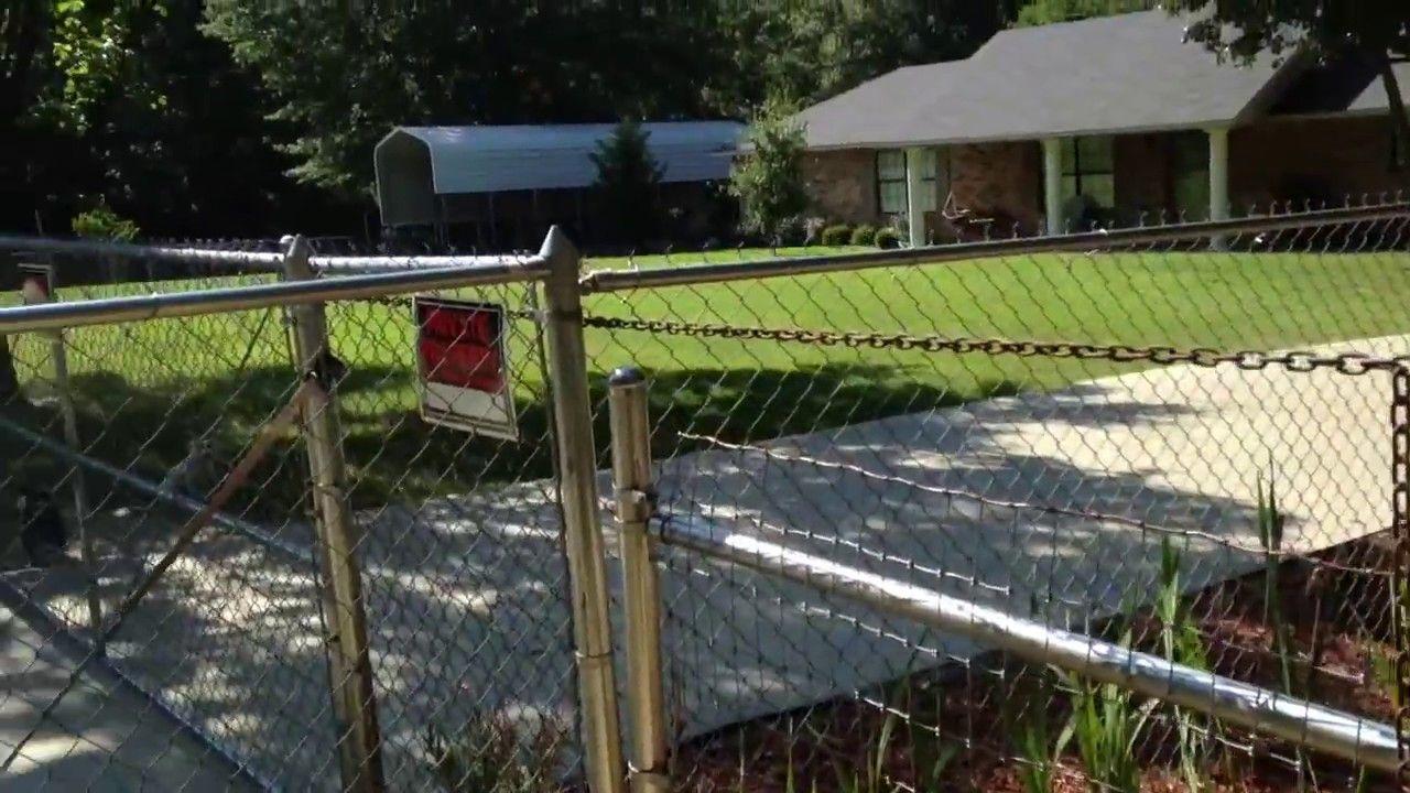 How To Fix A Sagging Gate Youtube Gate Fix It Yard