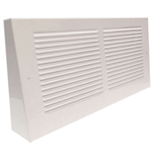 Triangular Projection Baseboard Return White Wall Vents Baseboards Air Vent Covers
