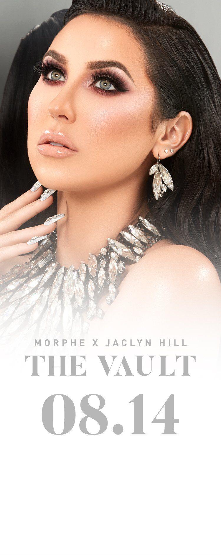 Jaclyn Hill Vault Morphe eyeshadow palette, Morphe