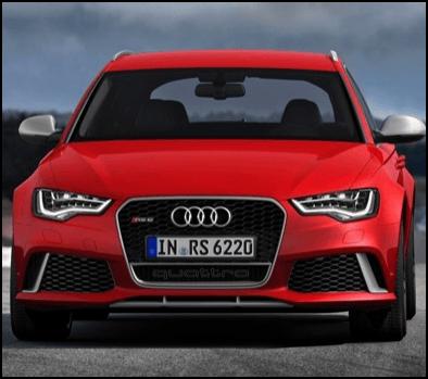 2017 Audi RS6 Avant Performance Review