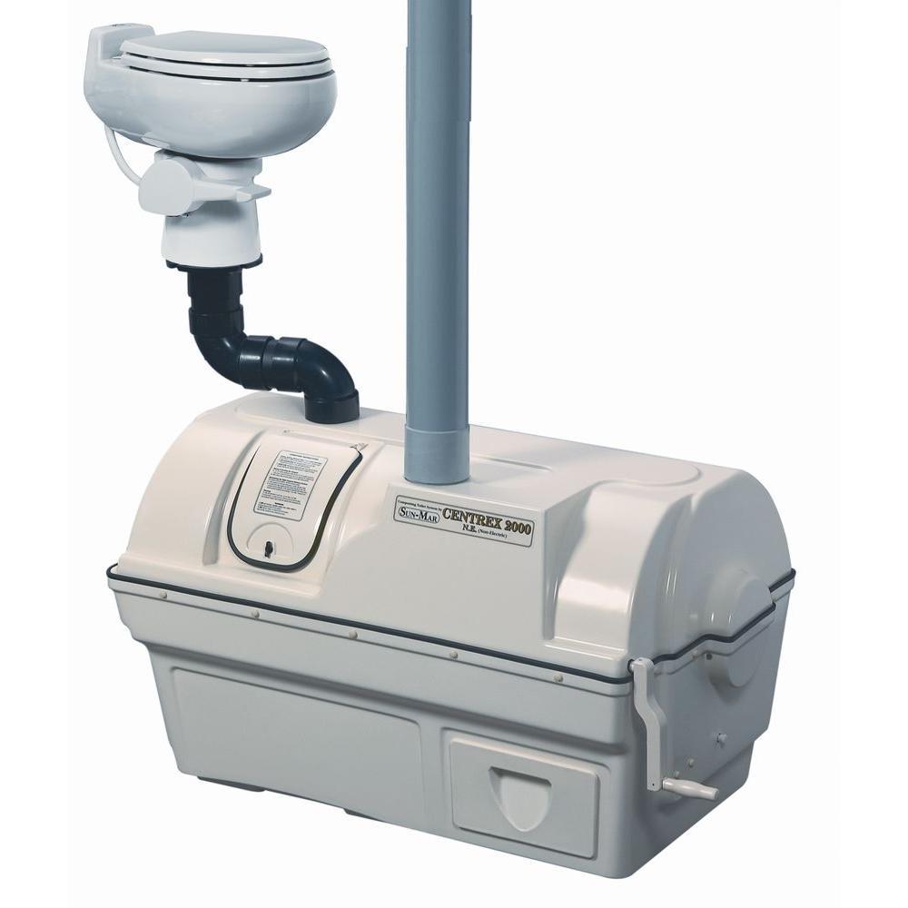 SunMar Centrex 2000 NonElectric Waterless High Capacity