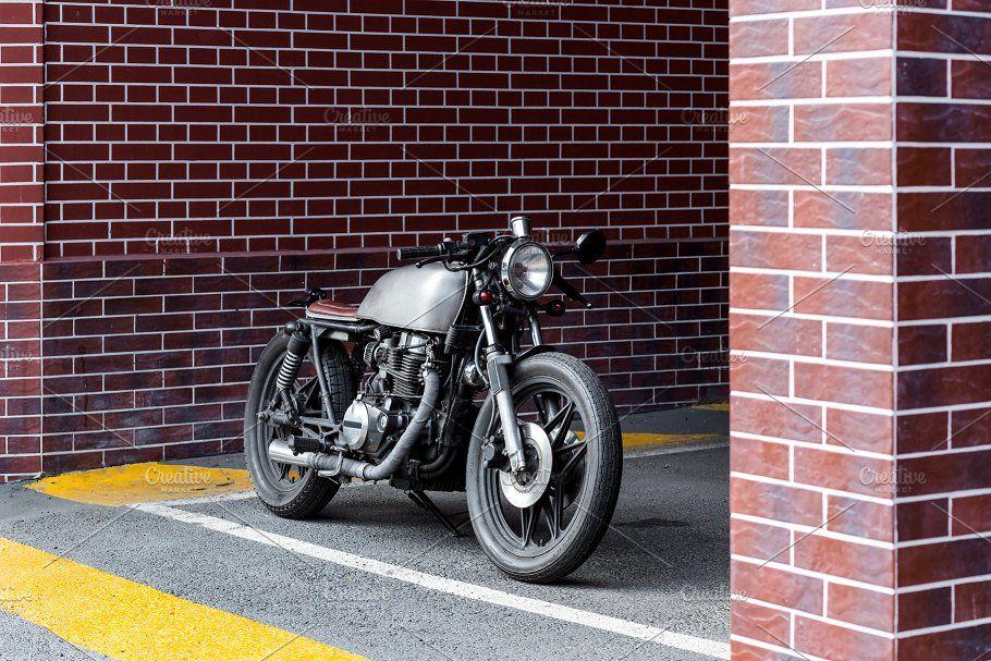 handbuiltshows photo | Cafe bike, Cafe racer style, Cafe