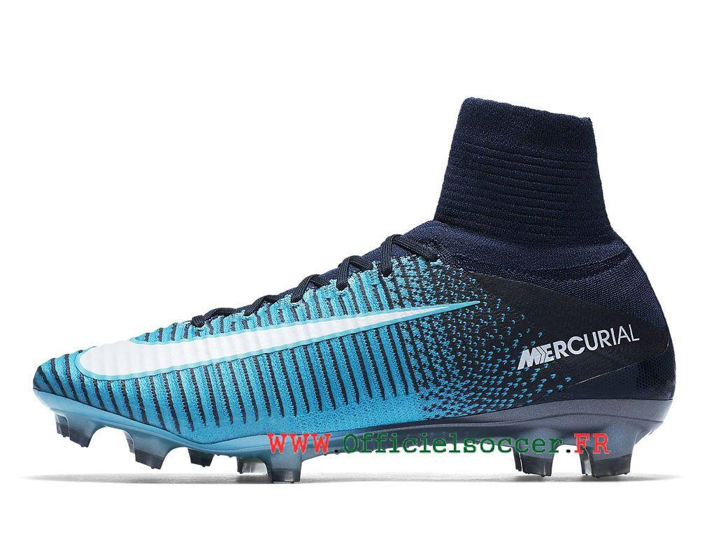 Nike Mercurial Superfly V FG 2018 Chaussure de football à