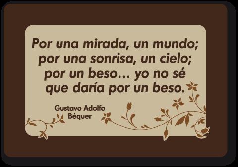 Gustavo Adolfo Bequer Poemas De Desamor Becquer Poesia Poemas De Amor