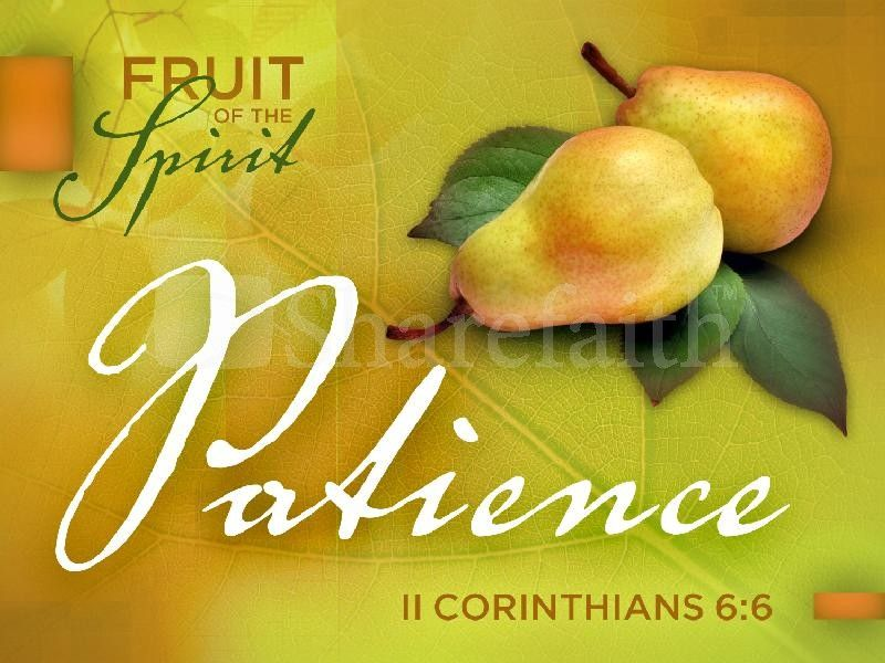 The Holy Spirit Gives Us The Fruits Of The Spirit Fruit Of The Spirit Fruit God S Love Never Fails