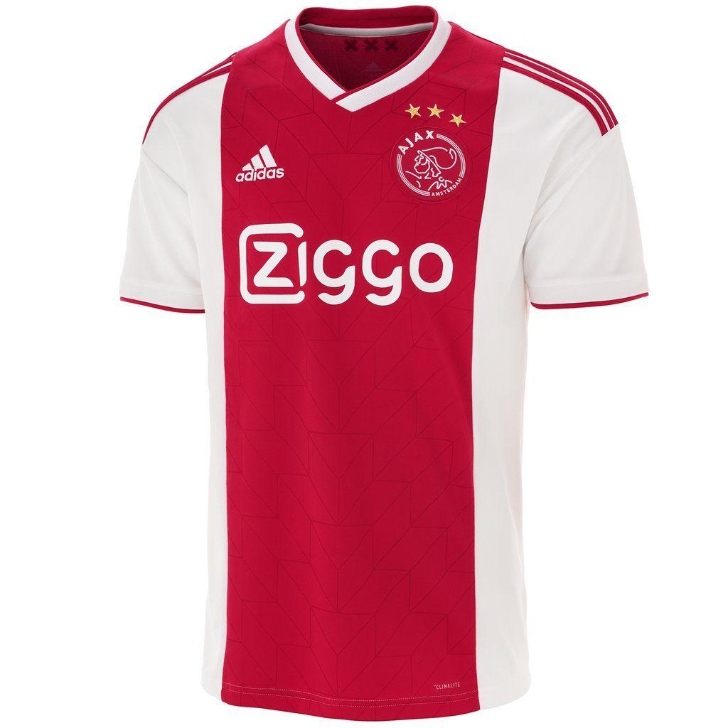 2208a31e2d4 AFC Ajax Home Adidas FÚTBOL YELLOW CALCIO SOCCER CLUB KIT 2018 - 19 SHIRT  FOOTBALL JERSEY FUSSBALL CAMISA TRIKOT MAILLOT MAGLIA BNWT