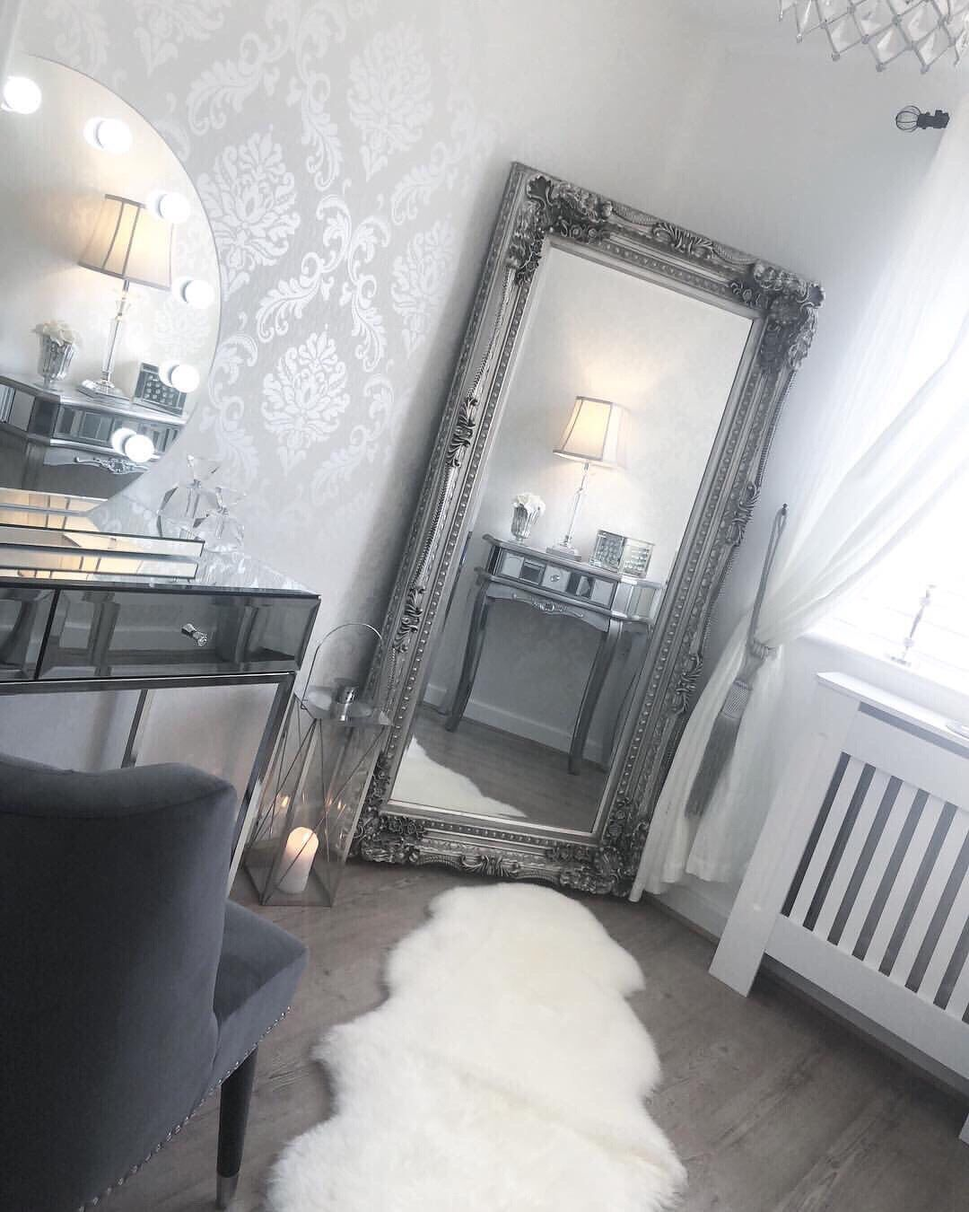 Pin On House Stuff #silver #mirrors #for #living #room