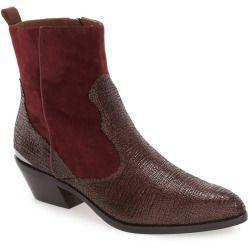 """_13044539 Best Deal """"Women's Donald J Pliner 'Jessie' Block Heel Boot"""