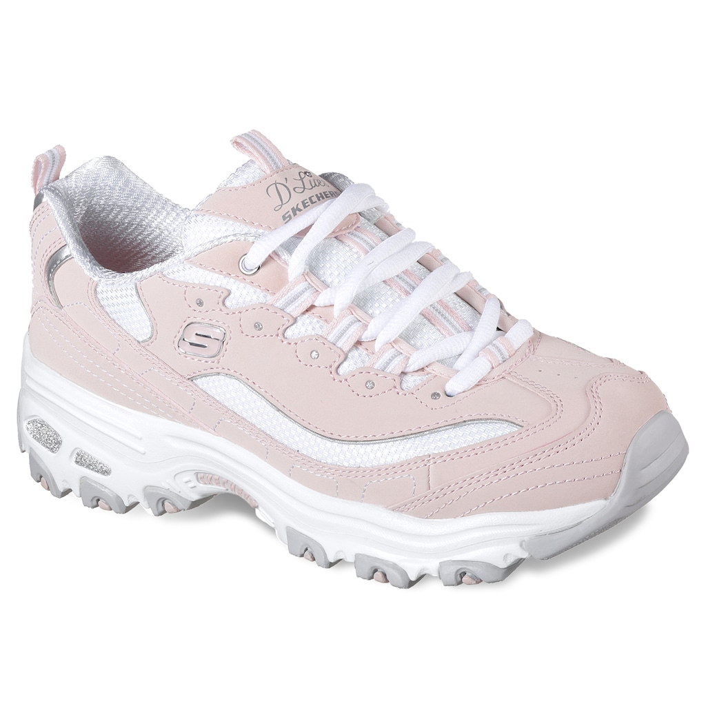 1bd46efebb19 Skechers D Lites Biggest Fan Women s Athletic Shoes