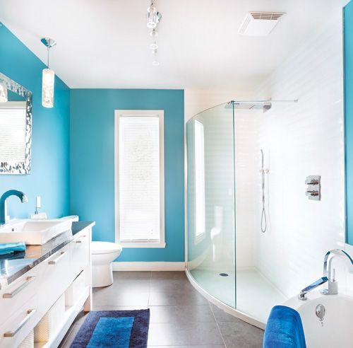 Comment transformer la salle de bain à petit budget?