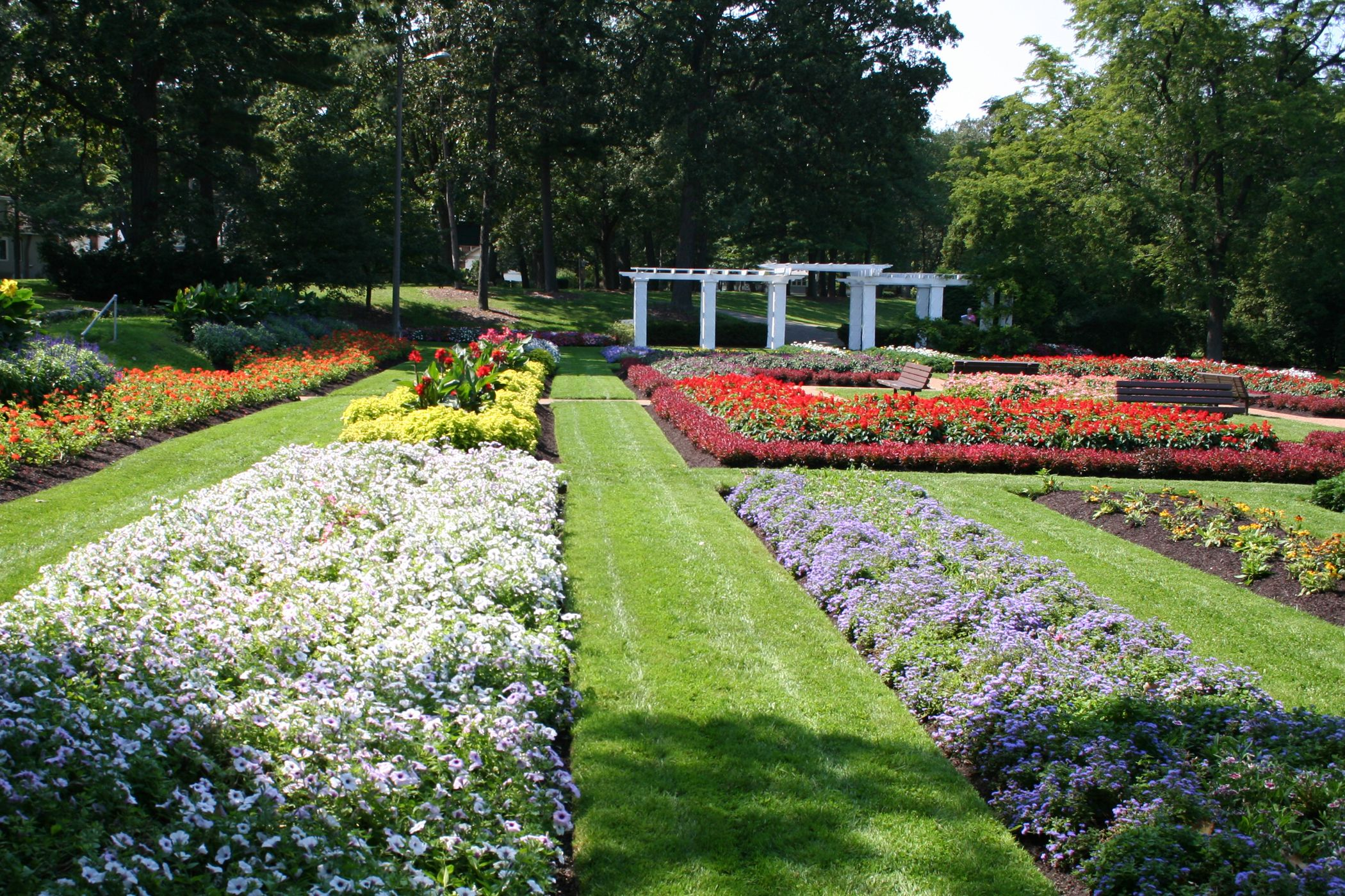 15 Public Gardens In Wisconsin More Things To Do This Summer