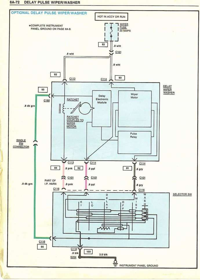 78 Chevy Truck Wiring Diagram And Chevrolet Radio Wiring