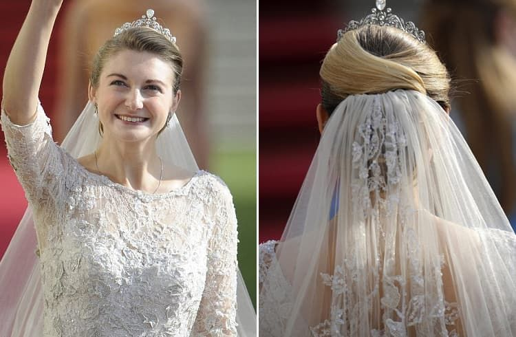 Countess Stephanie Wedding Hairstyle Elegante Hochzeit Frisuren Beste Hochzeitsfrisuren Haar Styling