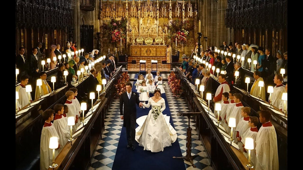 The Royal Wedding of Princess Eugenie and Jack Brooksbank