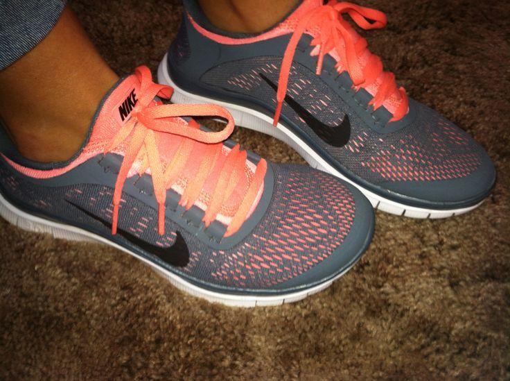 2014 nike free 3.0 v5 womens running shoes grey orange