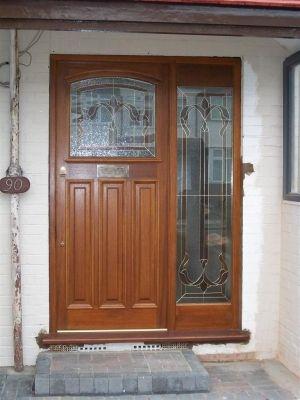 1920s30s Front Door My Dwelling Space Pinterest External