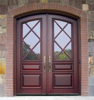 Find this Pin and more on Doors by Design - Wood Doors.