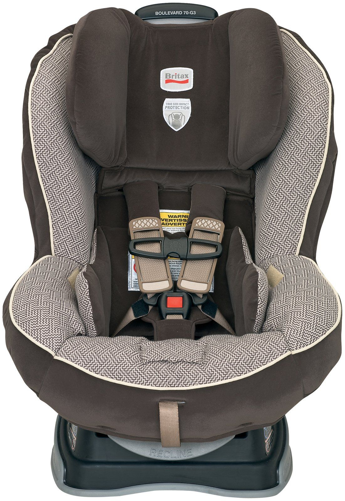 Britax Boulevard highest rated convertible car seat on