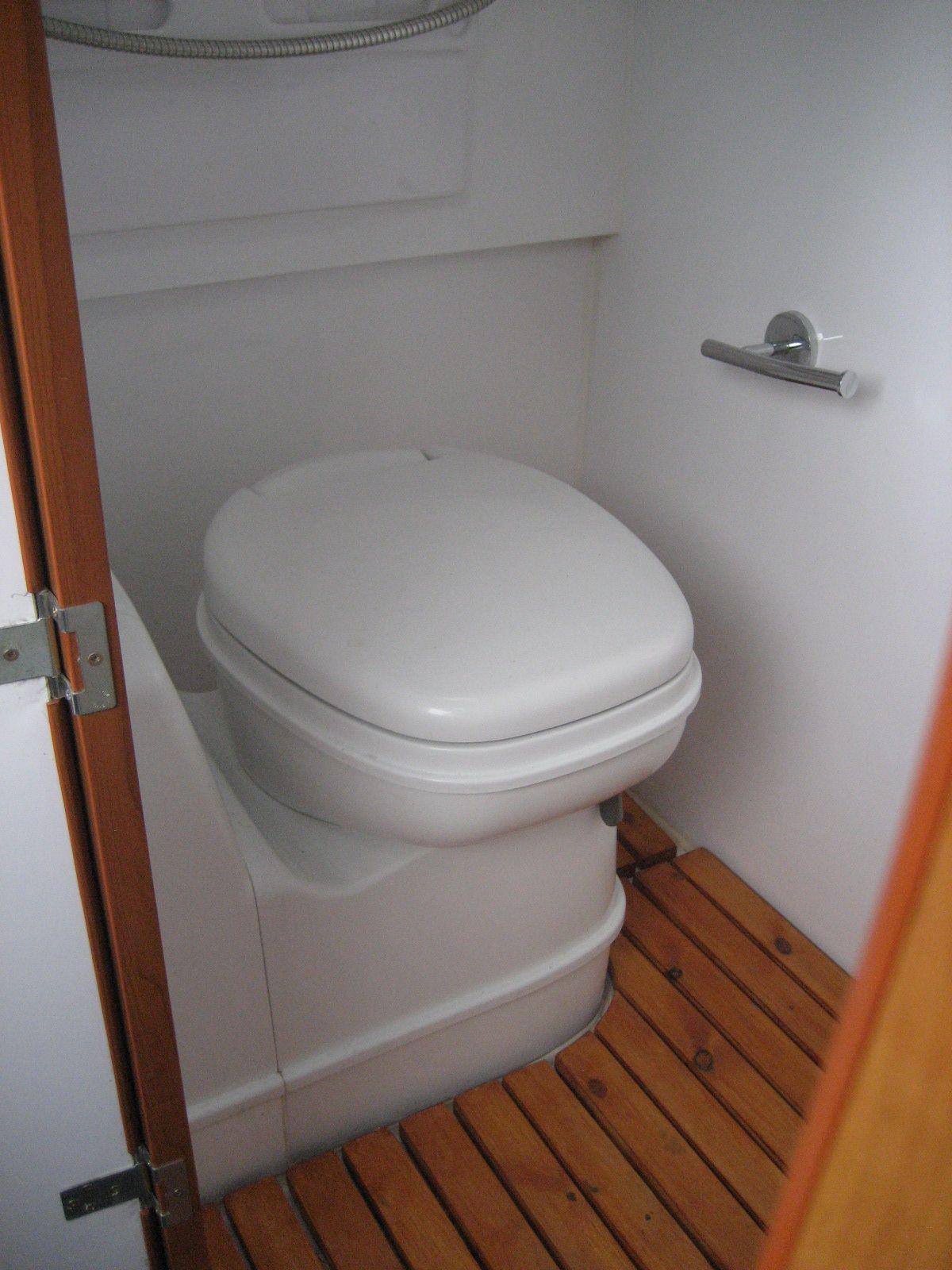 Campervan Toilet Guide Camper Bathroom Camper Van