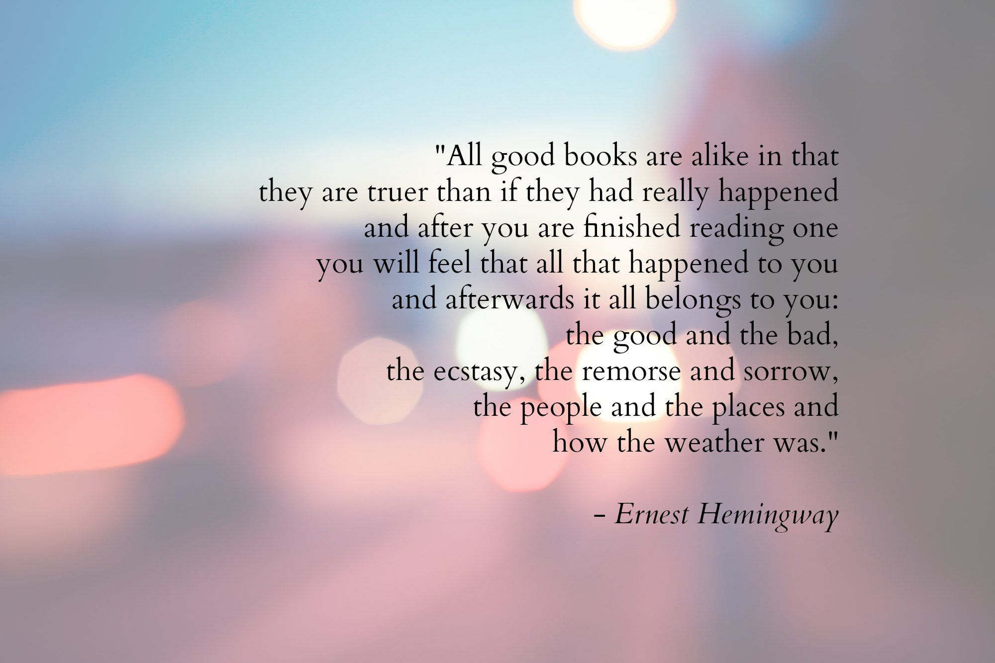 Hemingway Quotes On Love The Old Man And The Sea  Ernest Hemingway  Quotes I Love  Pinterest