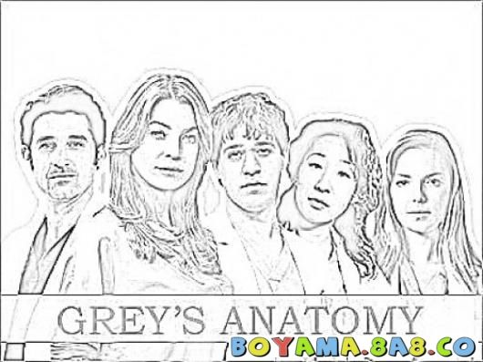 Boyamak I In Grey Anatomy Ve Renk Coloring Pages Greys Anatomy Boyama Boyama Greys Anatomy Anatomy Coloring Pages