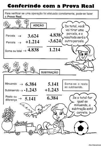 Pin Em Matematica 4 Ano