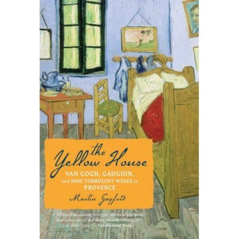 Van Gogh and Nine Turbulent Weeks in Provence Gauguin The Yellow House