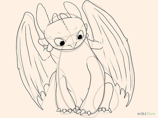 draw toothless toothless drawing animal drawings