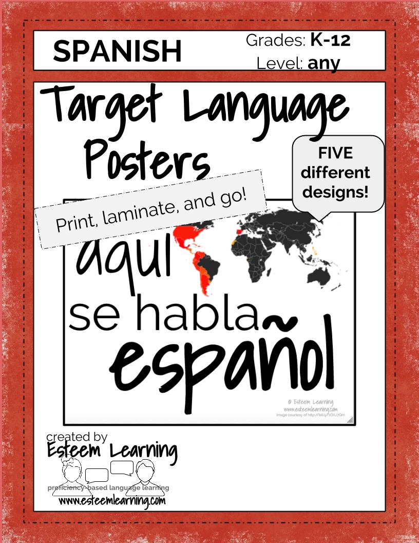 Pin On Spanish