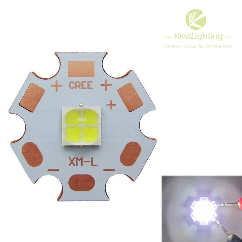 Cree Xhp50 White 6000 6500k Led Light On 20mm Pcb Star Board Led Lights Led Cree