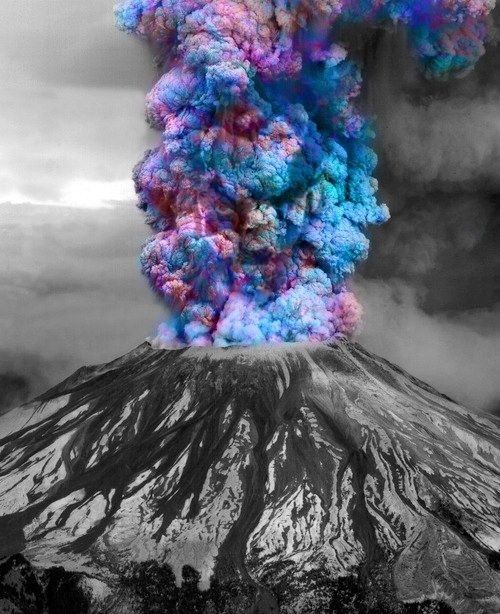 Pin By Scott Leathers On Color Selective Color Photography Color Splash Psychedelic Art
