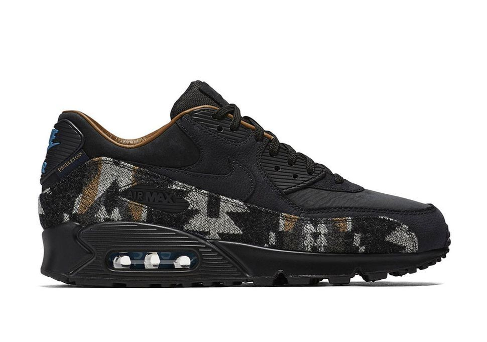 sports shoes ca94f f6b31 Pendleton x Nike Air Max 90 - EU Kicks Sneaker Magazine
