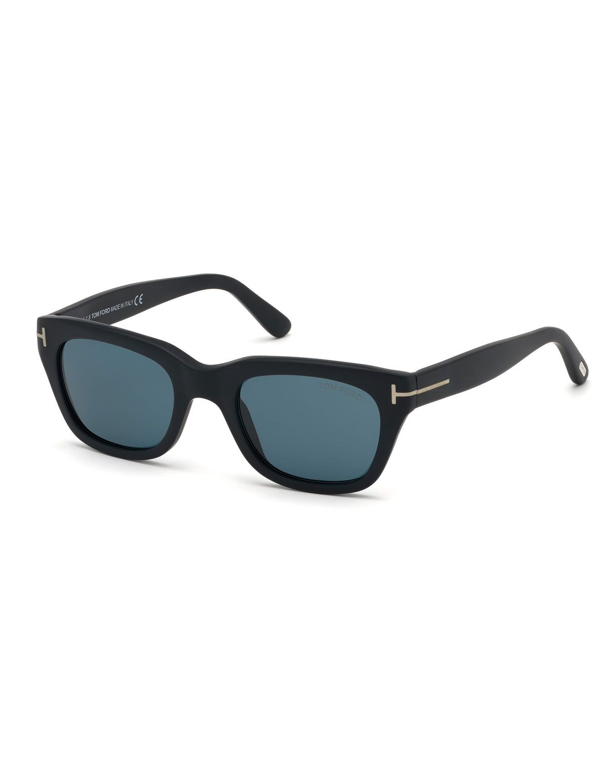 0bd98a3f68 TOM FORD MEN S SNOWDON SQUARE PLASTIC SUNGLASSES.  tomford