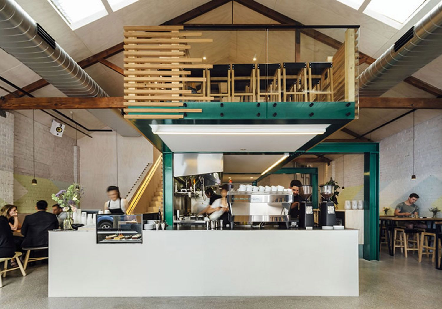 The 23 Best Designed Coffee Shops Around The World Awesome Ideas