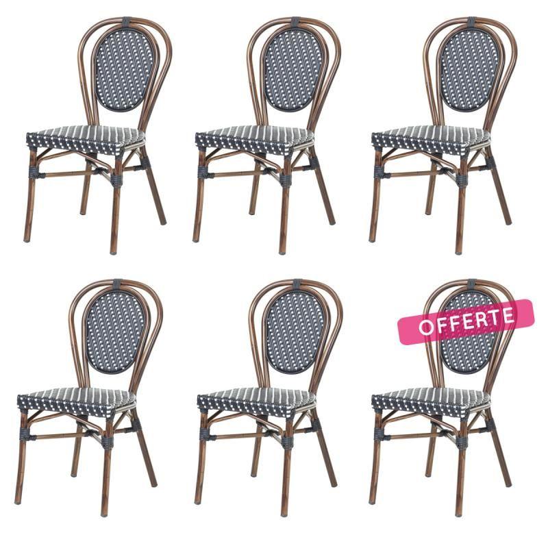 lot de chaises bistrot pas cheres lot
