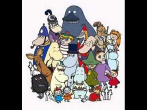 Moomin Music / Muumimusiikkia - Mahou no shirukuhatto - YouTube