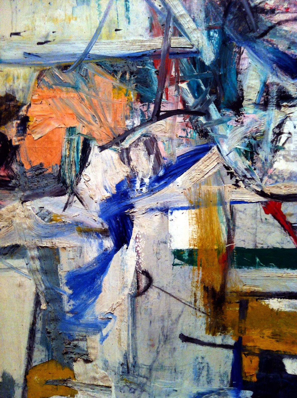 Willem de Kooning  Abstract Expressionism  Famous Art in