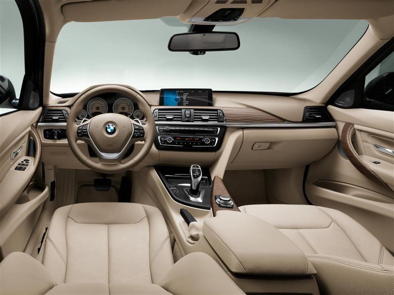 Bmw 3 Series Sedan Interior With Images Bmw 3 Series Sedan