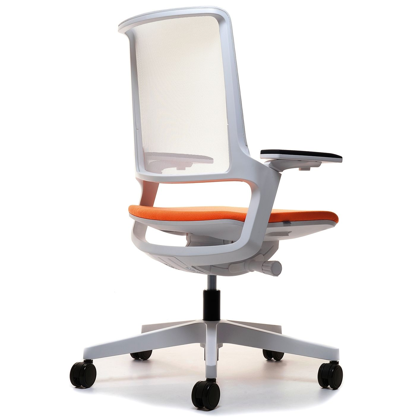 Interstuhl Movy Is3 14M2 Mesh Chair (With Images