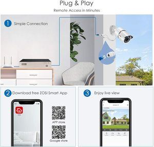 Top 10 Best Poe Security Camera Systems In 2021 Reviews Security Camera System Home Video Surveillance Security Camera