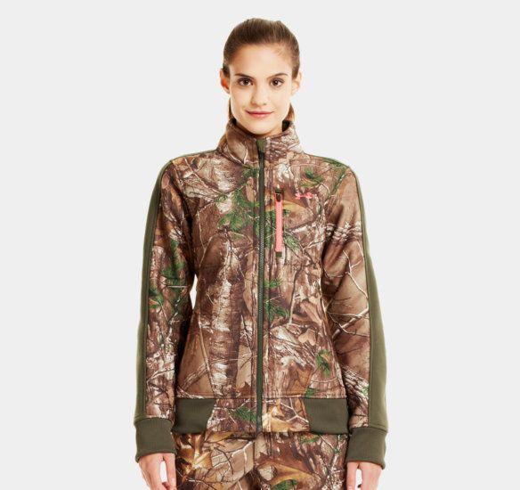 9bbb88d86f Women's Ayton Fleece Jacket | 1229946 | Under Armour US ...