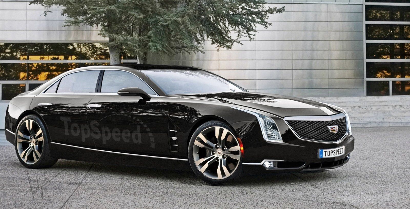 Cadillac ct6 is the most luxurious sedan ever built
