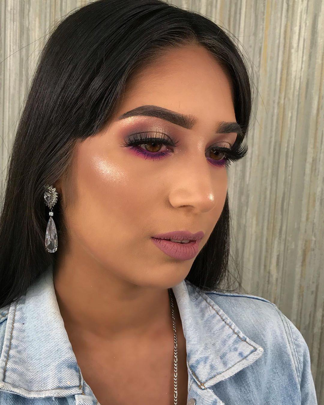 Técnica luz abierta piel de porcelana maquillaje social
